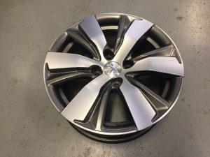 Diamond Cutting Wheel Peugeot