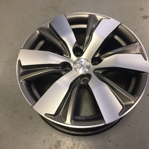 Diamond Cutting Wheel Peugeot