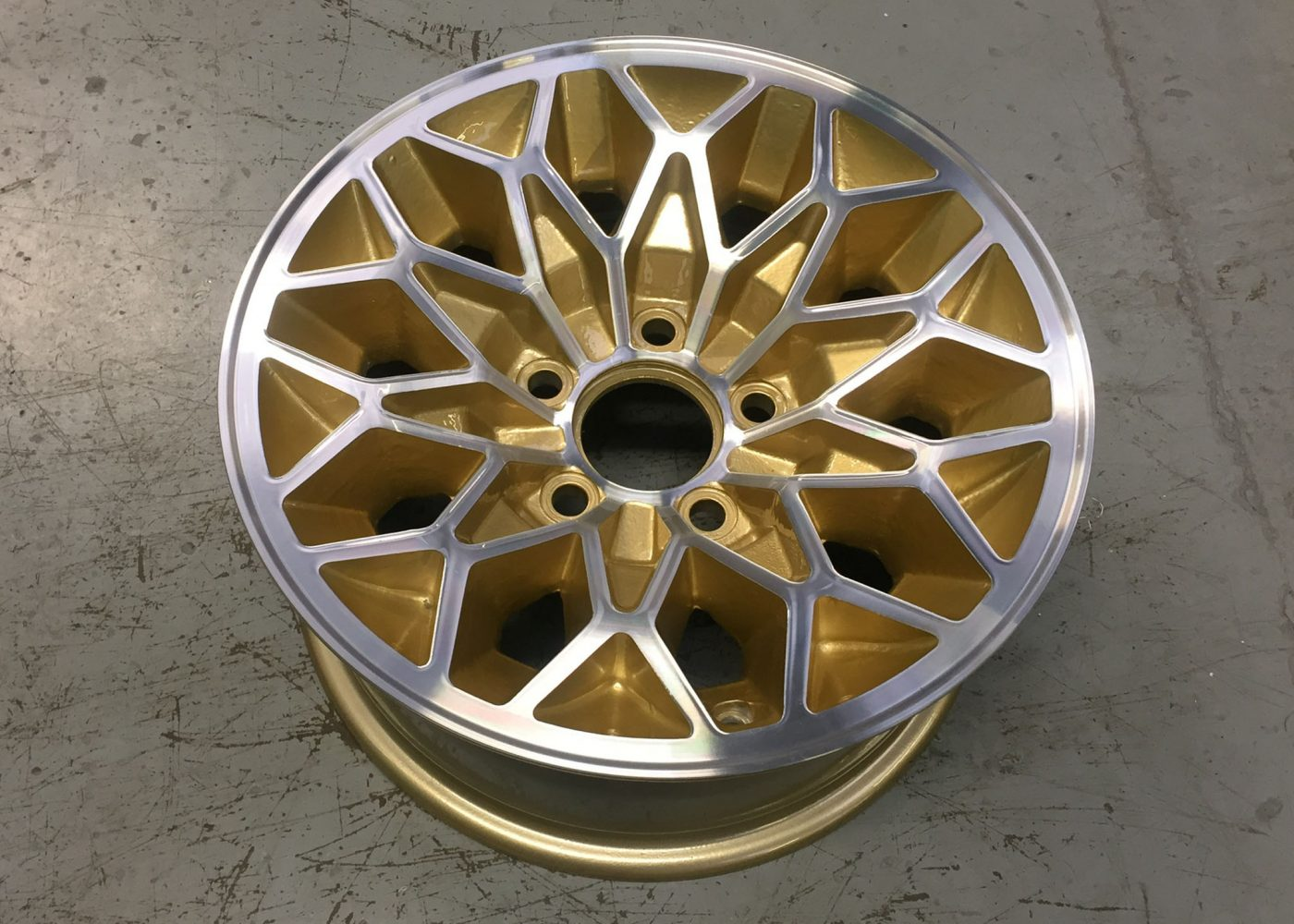 Diamond Cutting Alloy Wheel Refurbishment By Wheels Uk